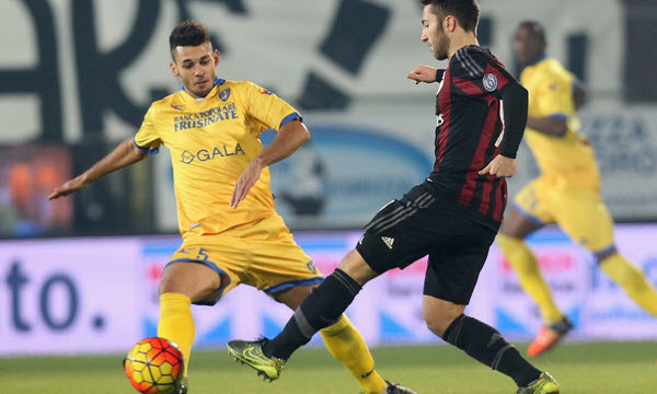 Bóng đá - Frosinone vs Atalanta 20/01/2019 18h30